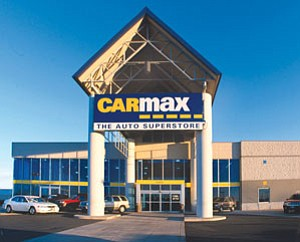 Used-car retailer CarMax Inc. recently broke ground on a second San Diego County location, set to open later this year in Escondido.
