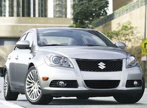 "Kizashi: what Suzuki calls ""affordable luxury"""
