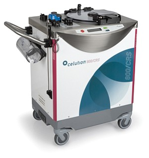 Cytori Therapeutics' Celution System is a device on wheels that automates the extraction of stem cells and regenerative cells that reside in a patient's fat tissue. Cytori was issued patents for the system and is one of the companies that has led to the growing number of patents granted in San Diego in recent years.