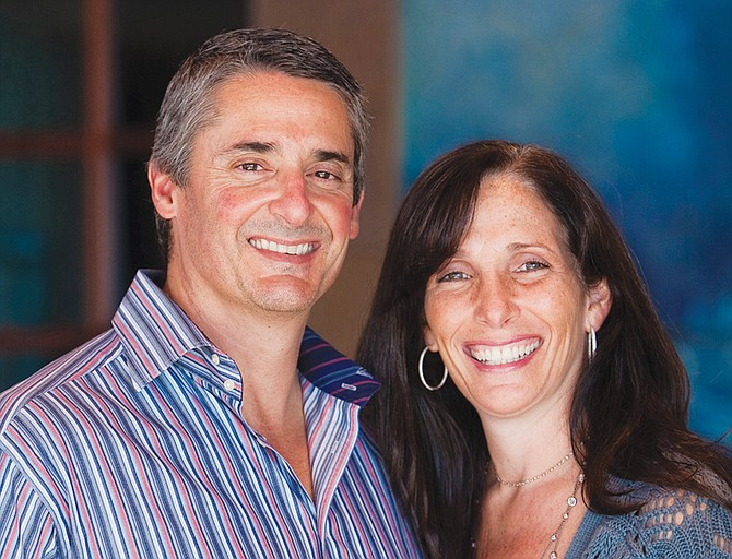 Steve and Lisa Altman have pledged a $10 million gift to UCSD for medical research into cures for diseases.
