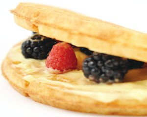 Waffles: thicker, tastier and lots of fillings