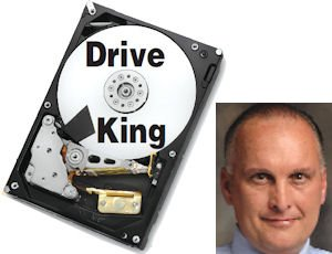 Hitachi corporate drive: expanding segement for Western Digital; Milligan: second go-round at Western Digital