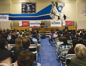 Irvine science fair: Broadcom backed for second year