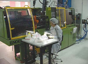 ICU Laboratory: medical device maker reducing reliance on largest customer