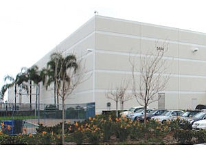 Anaheim warehouse: Panasonic signed largest industrial lease in fourth quarter