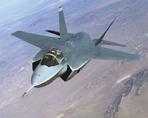 F35: Joint Strike Fighter