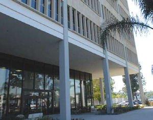 Former Boeing Anaheim Building