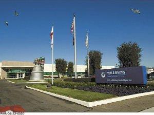 Pratt Whitney Canoga Park facility