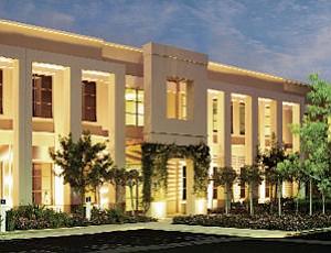 R&D space in Irvine: airport area dominates market