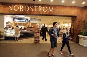 Nordstrom at Glendale Galleria.