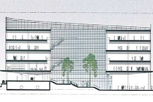 Fountain Valley plan: filings for five stories, 470,000 square feet