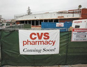 Build: CVS chose North Hollywood because of the high visibility and easy access at the intersection of Vineland/Lankershim.