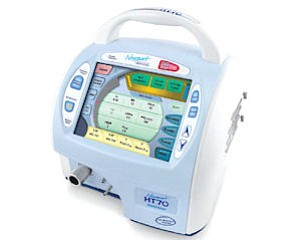 HT70: mainly used by individuals here, hospitals overseas
