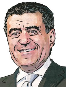 Wealthiest Angelenos: Haim Saban