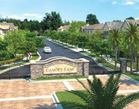 Rendition of Canopy Lane: sales ongoing in Santa Ana