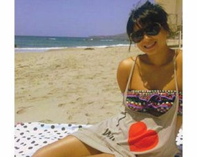 Nguyen: spent summers at the beach growing up