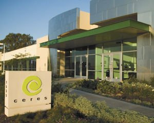 Funding: Ceres Inc. plans to sell stock to raise money  for its operations.
