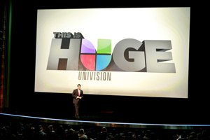 Univision Networks' Cesar Conde at a New York event in May.