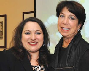 Lucy Santana-Ornelas, Sue Stern: Stern, husband gave $5 million