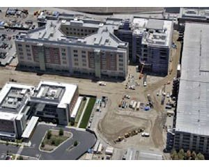 Kaiser's new hospital: under budget