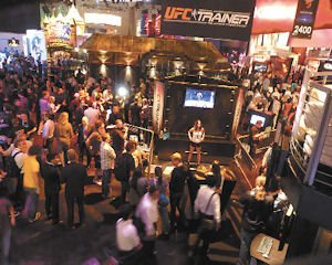 Show: E3, held in Los Angeles this month, is the game industry's major marketing event.