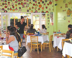 Eva's: Orders are cooked to preferred spiciness