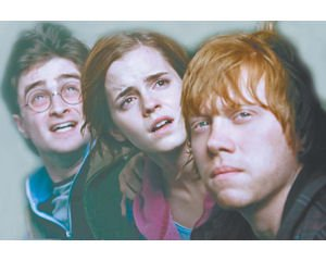 Movies: Harry Potter films have generated about  $6.4 billion in worldwide box-office sales.