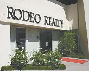 Location: Rodeo's 12,000-square-foot Calabasas office at 23901 Calabasas Road.