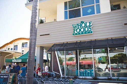 Texas-based Whole Foods Market recently opened its third San Diego County store in Encinitas, and a fourth is set to open in early 2013 at Flower Hill Promenade near Del Mar.