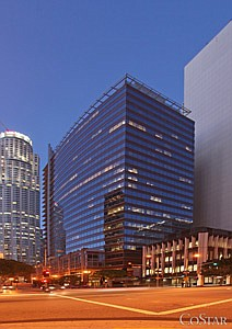 MPG Office Trust Inc. sold its 565,000-square-foot office tower at 550 S. Hope St. to LBA Realty LLC of Irvine for $158 million.