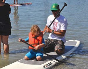 Swanecamp Special: Miracles Surf & Paddle Summer Camp