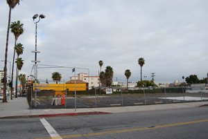 Sunset Boulevard site for Emerson College.