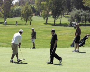 Fore: Valencia Country Club is attracting more members and business-related gatherings this year, following regional trends.