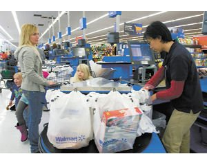 Shopping: Burbank would gain sales tax revenue from a Walmart store.