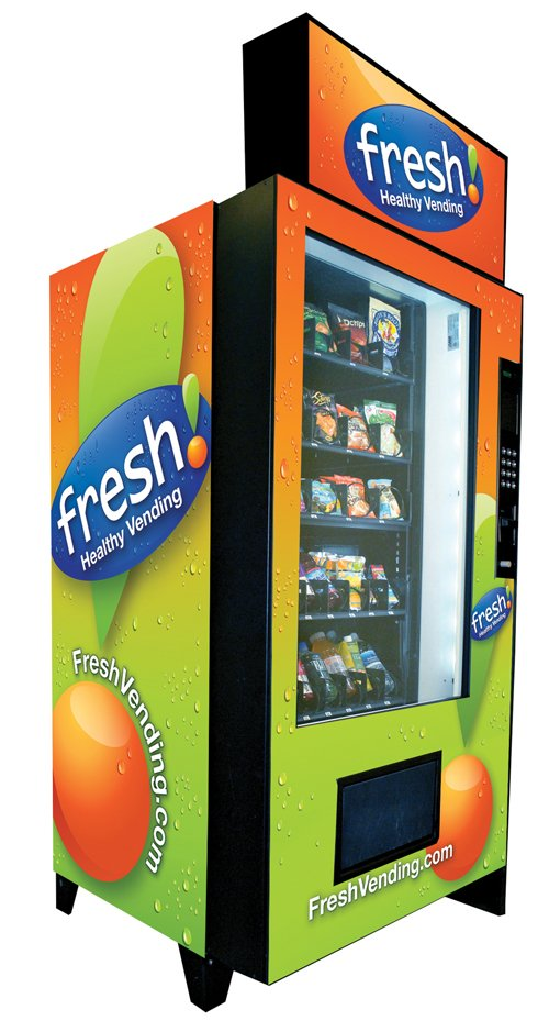 Fresh Healthy Vending International Inc. has about 230 franchisees throughout the United States, Canada, Puerto Rico and the Bahamas.