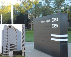Western Digital: consolidating 365,000 square feet of office space at Park Place
