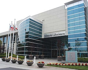 Edwards HQ in Irvine: nearly 2,500 local workers