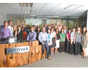 "RiverRock: younger workers ""want to interact with management,"" says Combs"