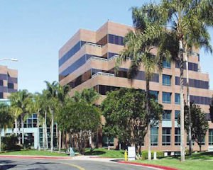 Bayview Corporate Center: brokerage more than doubled space