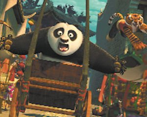 "Global: The ""Kung Fu Panda"" franchise has brought in $92 million from China."