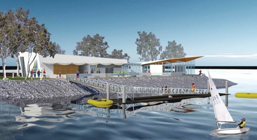 Port officials recently approved plans for a new aquatic center in National City and redevelopment of the Coronado Yacht Club.