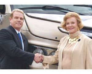 McMahon, Sinatra: his RV dealerships donate to CHOC, center named for her in Rancho Mirage