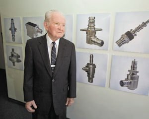 Founder: Allen V.C. Davis became embroiled in legal troubles with family members.