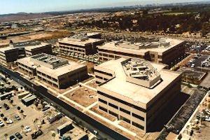 Verizon's Irvine hub: employs about 2,400 here