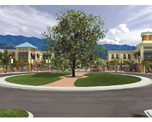 Project: Newhall Ranch will combine residential housing, retail, and office space.