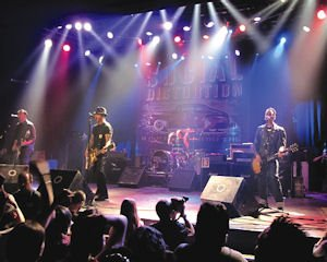 Social Distortion: playing at the Verizon Wireless Amphitheater on Oct. 22