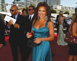 Williams: former Miss America, once a spokesperson for Botox Cosmetic