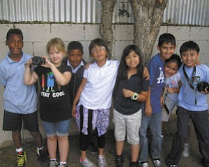 Pictures: Grant will put cameras into hands of Boys & Girls Club members.