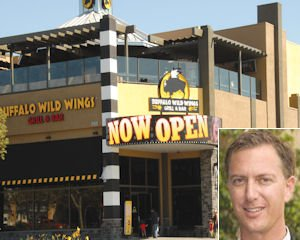 Recent arrival: Buffalo Wild Wings—largest in chain at 12,300 square feet