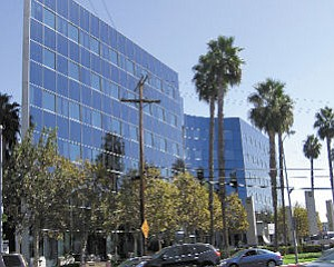 Headquarters: Cherokee will move into this Van Nuys office tower in December.